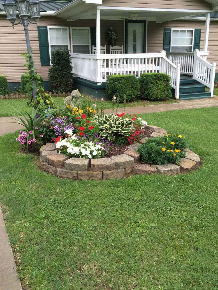 Cheap landscaping ideas for your front yard that will inspire you (14)