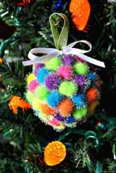 0007 Cute DIY Christmas Ornaments Ideas for Kids
