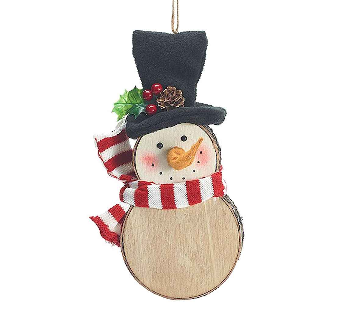 0018 Awesome DIY Wooden Christmas Craft Ideas
