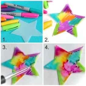 0018 Cute DIY Christmas Ornaments Ideas for Kids