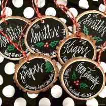 0024 Rustic DIY Wooden Christmas Ornaments Ideas