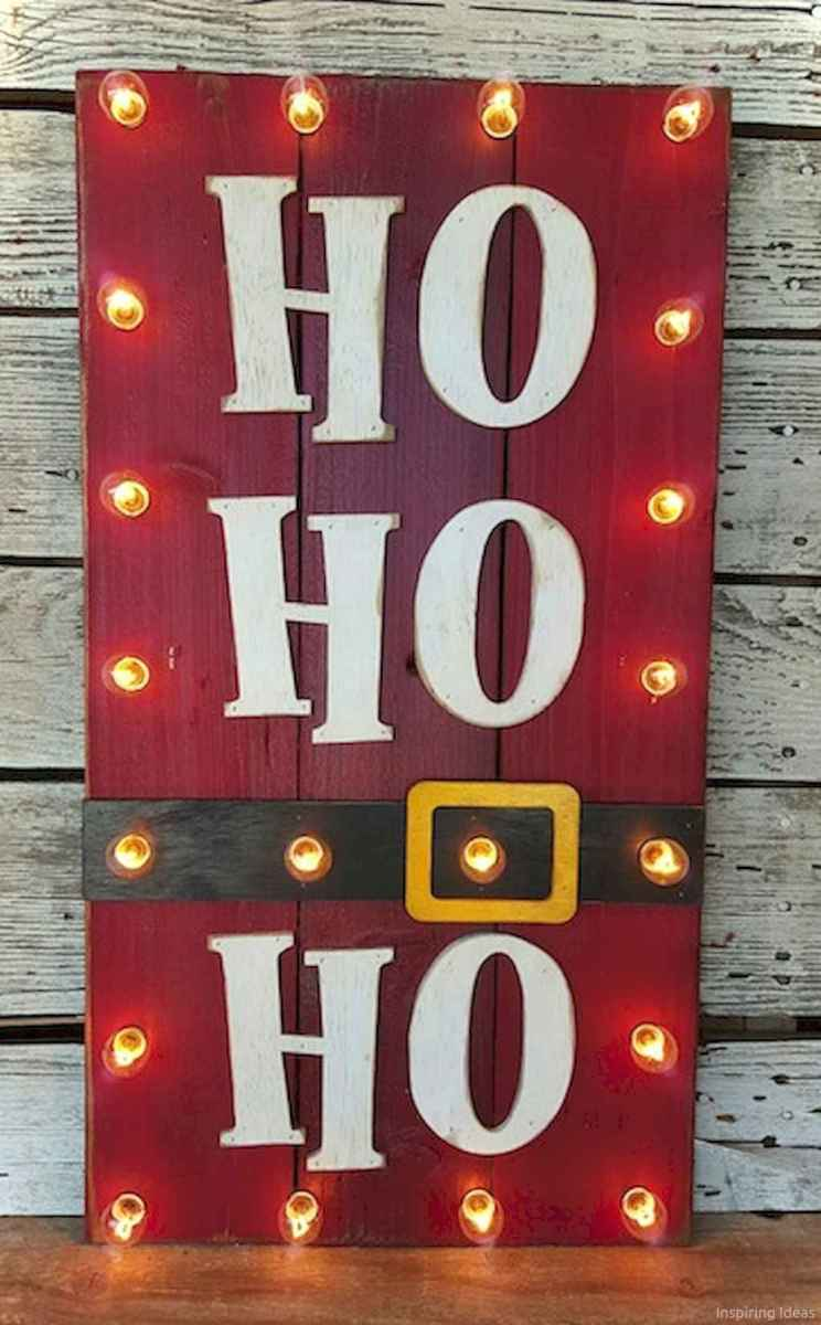 0026 Awesome DIY Wooden Christmas Craft Ideas