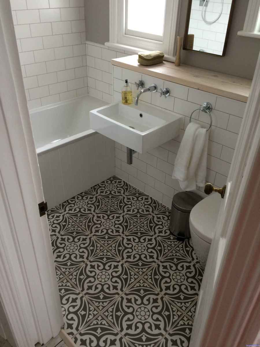 026 Clever Small Bathroom Design Ideas
