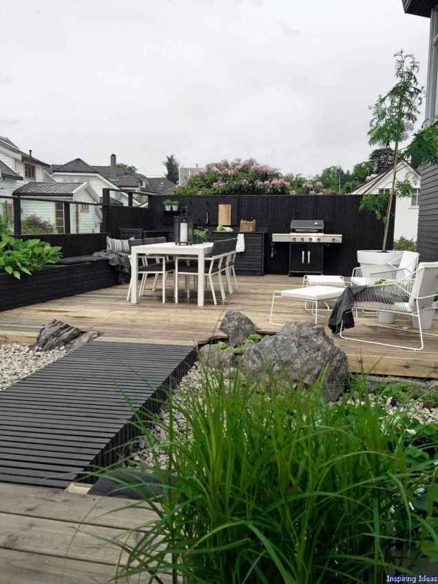 060 Beautiful Garden Design Ideas Backyard