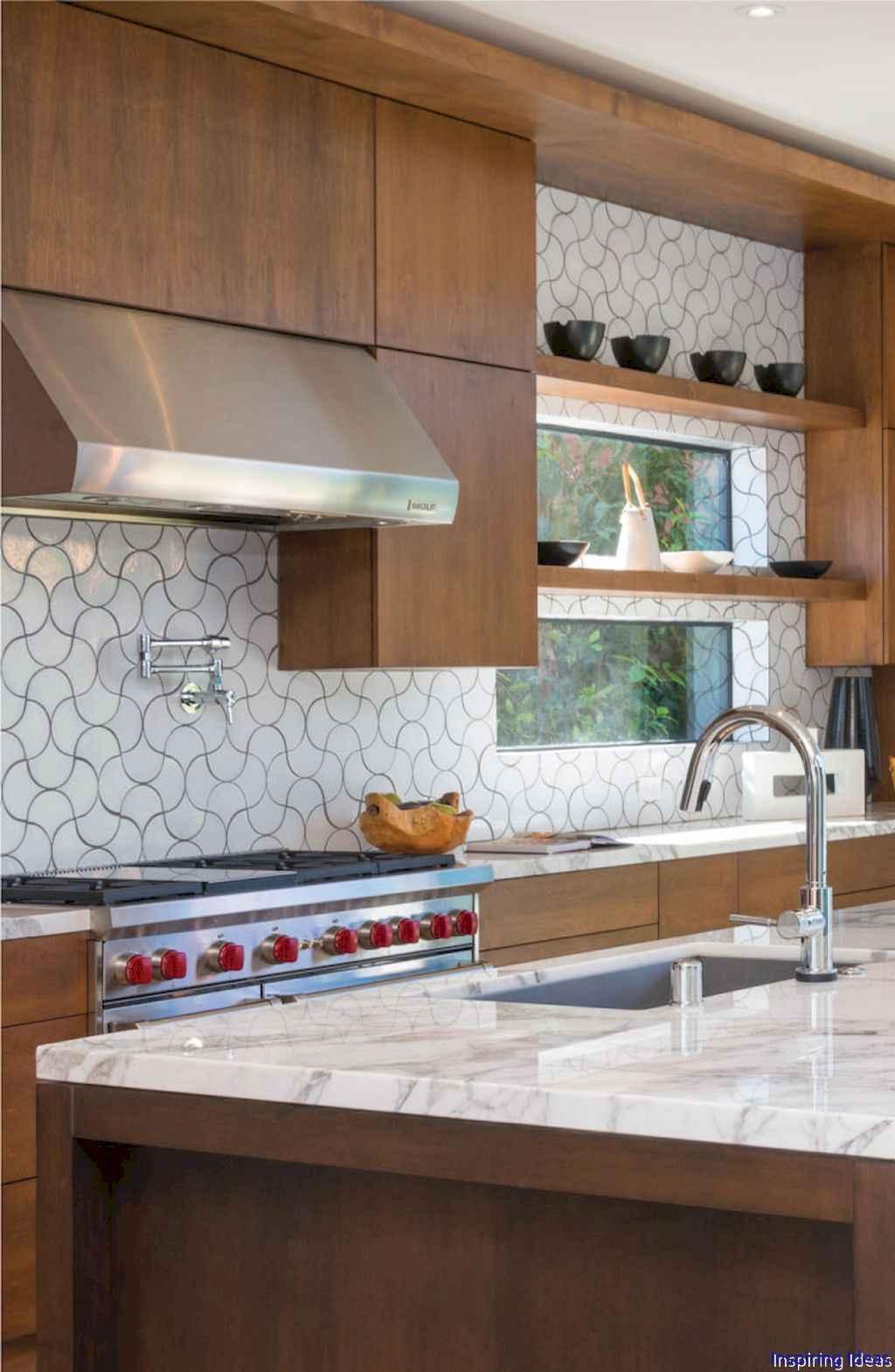 75 Best Midcentury Kitchen Backsplash Design Ideas Lovelyving