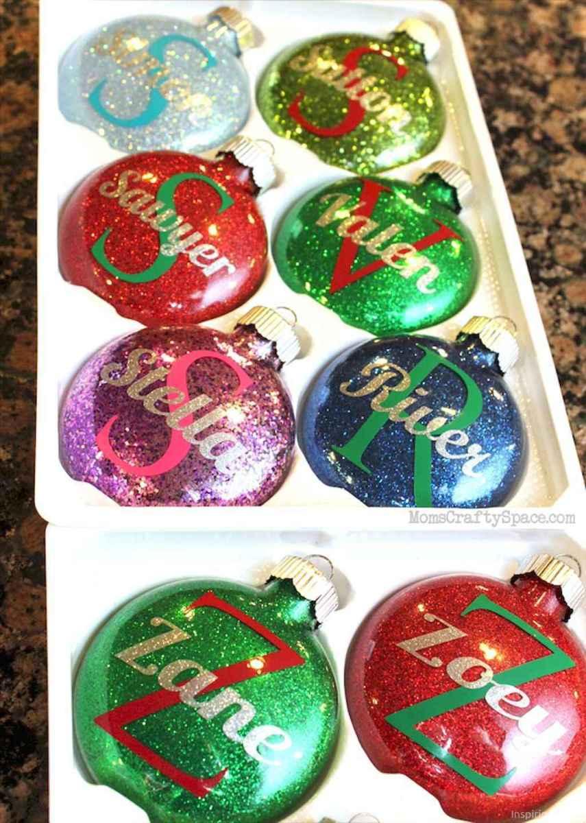 Easy DIY Christmas Ornaments Ideas 0002