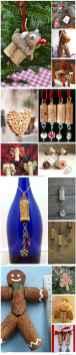 Easy DIY Christmas Ornaments Ideas 0010
