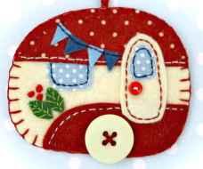 Easy DIY Christmas Ornaments Ideas 0017
