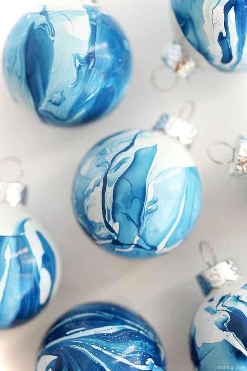 Easy DIY Christmas Ornaments Ideas 0032