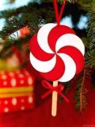 Easy DIY Christmas Ornaments Ideas 0038