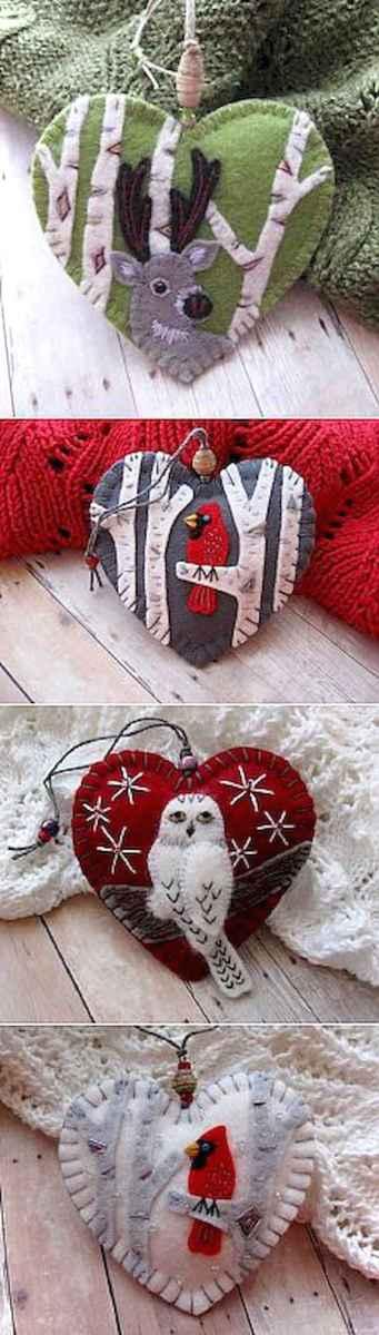 Easy DIY Christmas Ornaments Ideas 0050