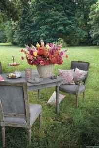 40 Insane Vintage Garden furniture Ideas for Outdoor Living5
