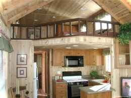 46 Small Cabin Cottage Kitchen Ideas16