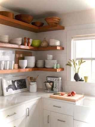 46 Small Cabin Cottage Kitchen Ideas29