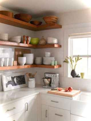46 Small Cabin Cottage Kitchen Ideas29