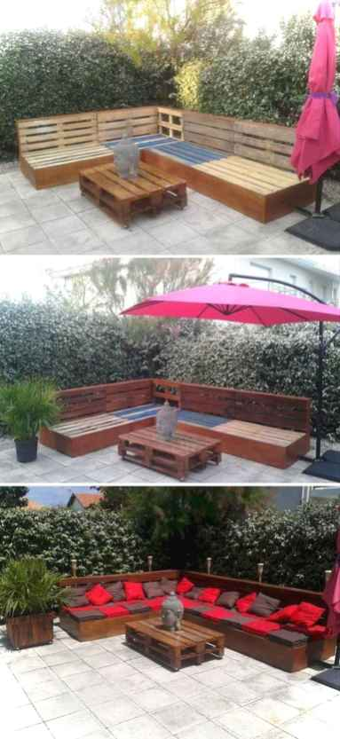 58 Nice DIY Garden Furniture Design Ideas08