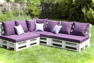 58 Nice DIY Garden Furniture Design Ideas24