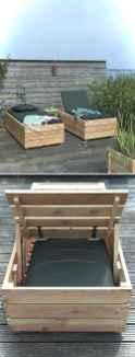 58 Nice DIY Garden Furniture Design Ideas50