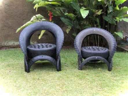 58 Nice DIY Garden Furniture Design Ideas56