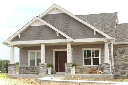 Awesome Cottage House Exterior Ideas Ranch Style 29