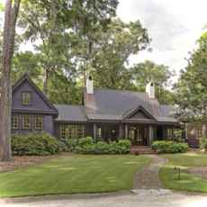 Awesome Cottage House Exterior Ideas Ranch Style 35
