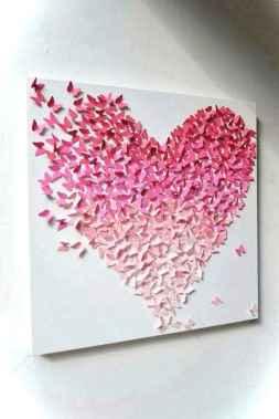Cute Craft Ideas for Teen Girl Bedroom37