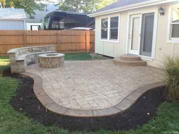 Paver Walkways Ideas for Backyard Patio 08