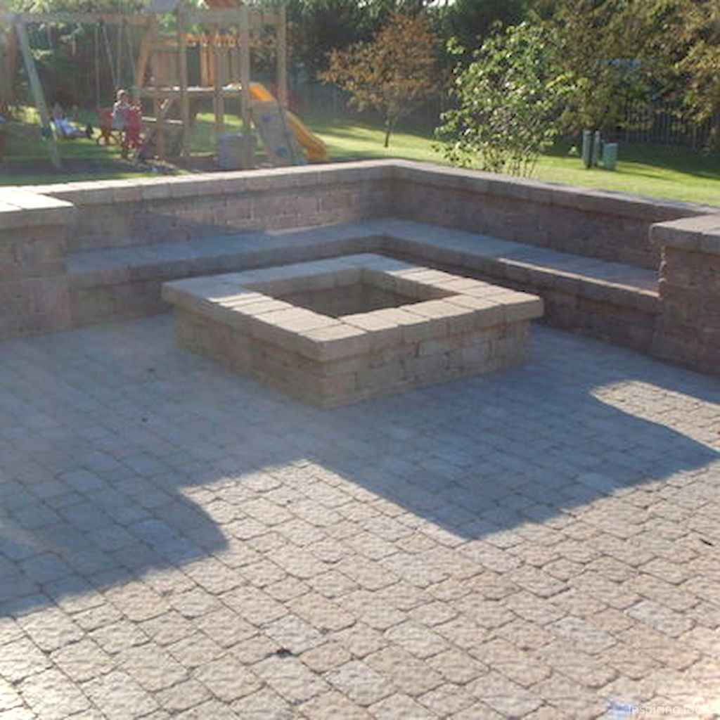 Paver Walkways Ideas for Backyard Patio 14