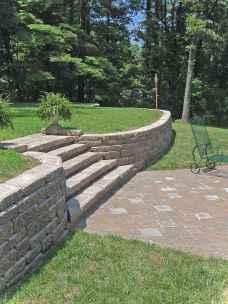 Paver Walkways Ideas for Backyard Patio 30