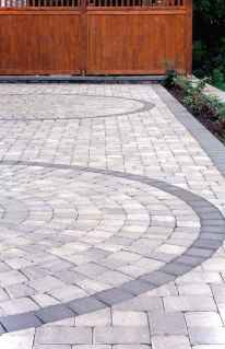 Paver Walkways Ideas for Backyard Patio 46