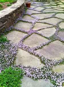 Paver Walkways Ideas for Backyard Patio 54