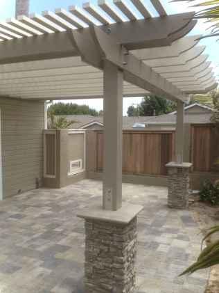 Paver Walkways Ideas for Backyard Patio 67