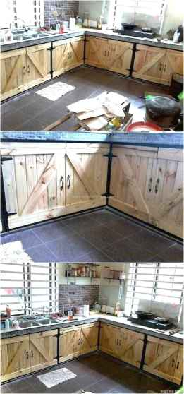 Rustic Cottage Kitchen Cabinets Ideas13