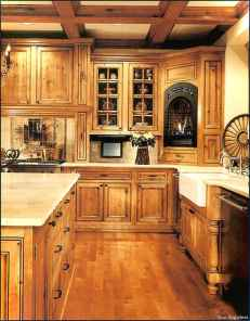 Rustic Cottage Kitchen Cabinets Ideas18