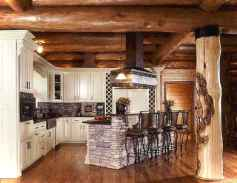 Rustic Cottage Kitchen Cabinets Ideas30
