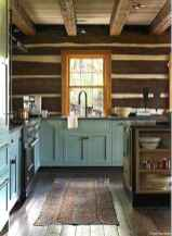 Rustic Cottage Kitchen Cabinets Ideas37
