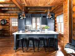 Rustic Cottage Kitchen Cabinets Ideas41