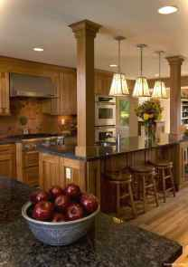 Rustic Cottage Kitchen Cabinets Ideas45