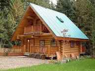 03 Affordable Log Cabin Homes Ideas