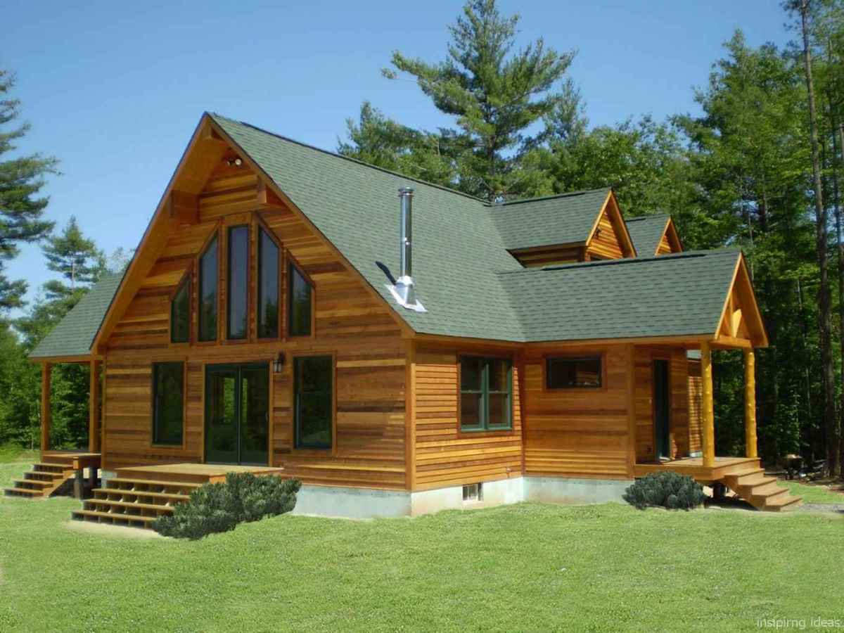 08 Affordable Log Cabin Homes Ideas