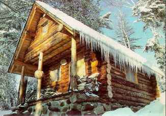 104 Affordable Log Cabin Homes Ideas