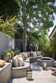 110 Fabulous Gravel Patio Ideas with Fire Pits 12