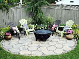 110 Fabulous Gravel Patio Ideas with Fire Pits 14