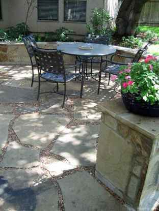 110 Fabulous Gravel Patio Ideas with Fire Pits 18