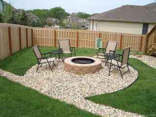 110 Fabulous Gravel Patio Ideas with Fire Pits 19