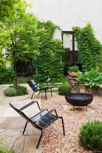 110 Fabulous Gravel Patio Ideas with Fire Pits 68