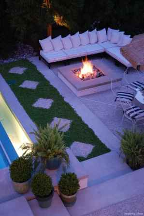 110 Fabulous Gravel Patio Ideas with Fire Pits 72