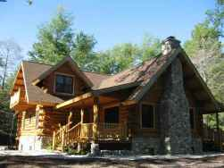17 Affordable Log Cabin Homes Ideas