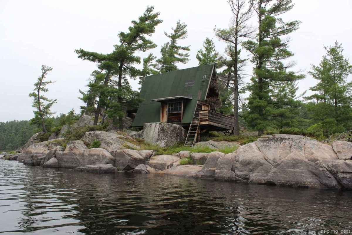 18 Affordable Log Cabin Homes Ideas