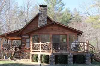 28 Affordable Log Cabin Homes Ideas
